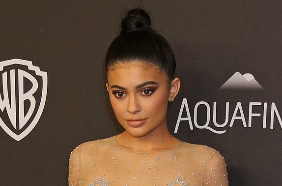 Kylie Jenner at the InStyle and Warner Bros. Golden Globes after-party on January 10. File Photo by David Silpa/UPI