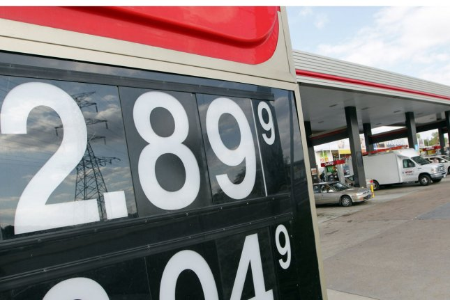 Gas prices spring ahead with seasonal change