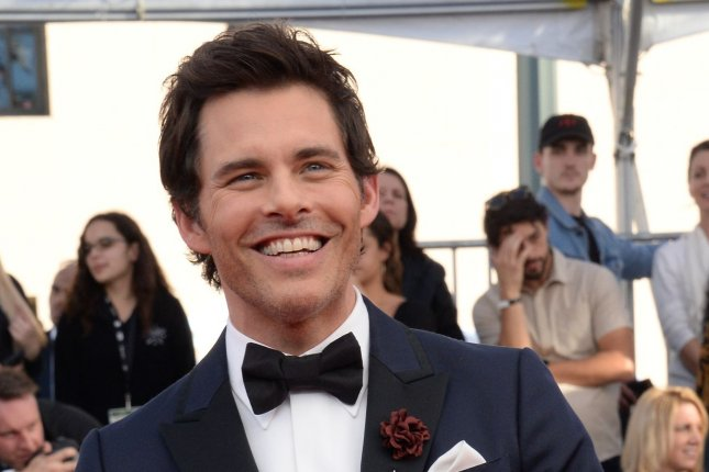 James Marsden will be starring in the upcoming film adaptation of Sonic the Hedgehog. File Photo by Jim Ruymen/UPI