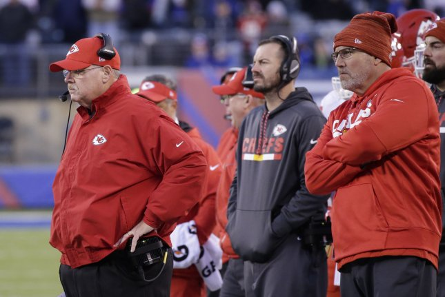 Chiefs fire defensive coordinator Bob Sutton