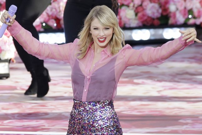 Taylor Swift will open the 2019 MTV Video Music Awards with a performance. File Photo by John Angelillo/UPI