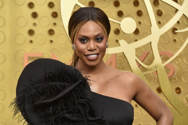 Laverne Cox is participating in a Pride Month panel for the Paley Center for Media. File Photo by Christine Chew/UPI