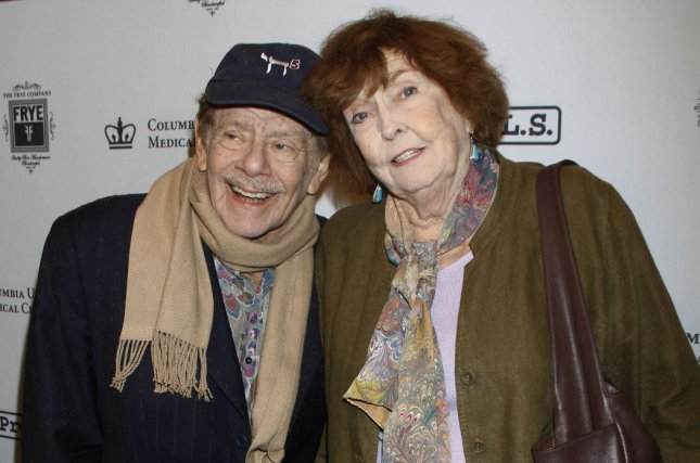 Jerry Stiller and Anne Meara arrive for the Project A.L.S. Tomorrow is Tonight 14th annual New York event to Support ALS Research at Lucky Strike Lanes & Lounge in New York on Oct. 27, 2011. Photo by Laura Cavanaugh/UPI