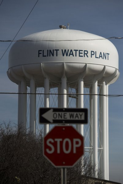 Senate leaders reached agreement on a comprehensive energy bill, after an amedment for funding to alleviate the water crisis in Flint, Mich., was removed. Photo by Molly Riley/UPI
