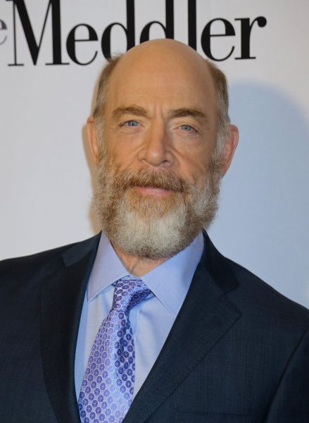 J.K. Simmons at the Los Angeles premiere of The Meddler on April 13. The actor will play Commissioner James Gordon in Justice League. File Photo by David Silpa/UPI