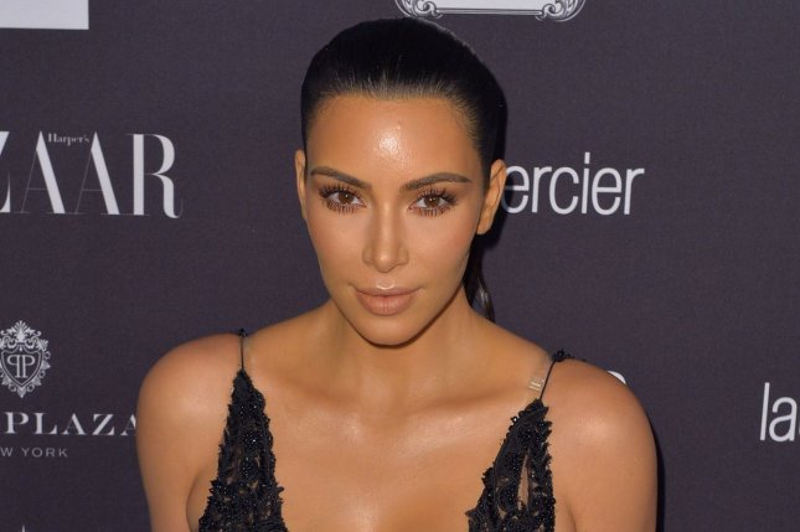 Kim Kardashian at the Harper's Bazaar Icons party on September 9. File Photo by Andrea Hanks/UPI