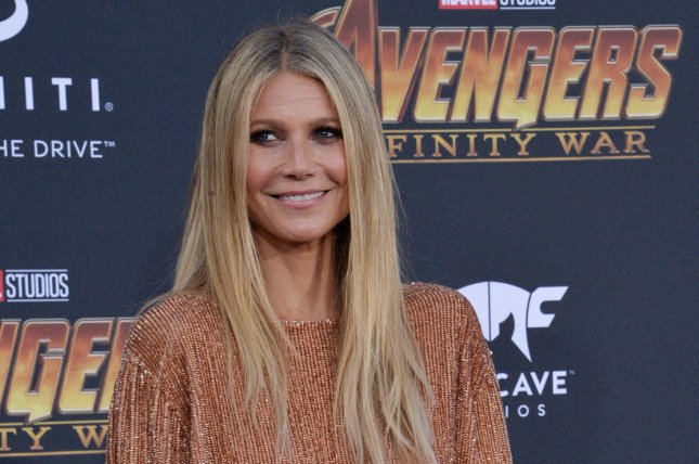 Gwyneth Paltrow said it was fantastic to marry a second time. File Photo by Jim Ruymen/UPI