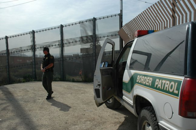 A U.S. citizen died while in Border Patrol custody in Texas after being arrested in a smuggling incident, officials said in a statement to Congress. File Photo by Earl S. Cryer/UPI