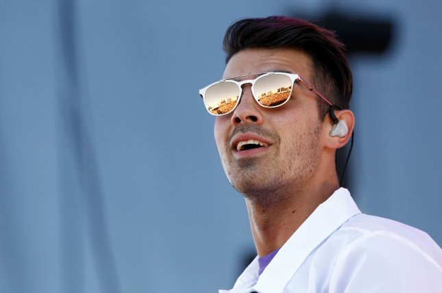 Joe Jonas performs with DNCE at the iHeartRadio Daytime Village Concerts on September 24, 2016. File Photo by James Atoa/UPI