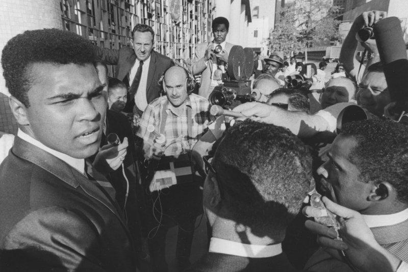 Trump considering pardon for boxing legend Muhammad Ali