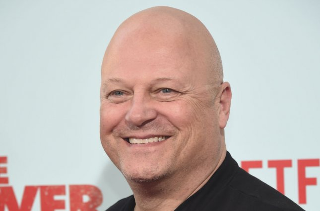 Michael Chiklis plays a retired Border Patrol agent forced into illegal activities in Coyote. File Photo by Phil McCarten/UPI
