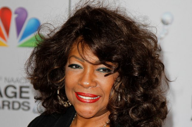 Mary Wilson, a founding member of The Supremes, has died at age 76. File Photo by Danny Moloshok/UPI