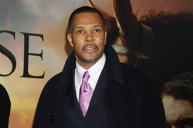 Eriq LaSalle arrives for the premiere of War Horse on December 4, 2011. File Photo by Laura Cavanaugh/UPI