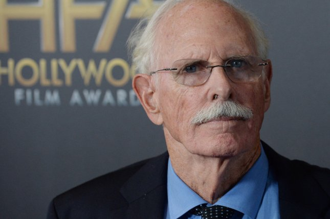Actor Bruce Dern is recovering from a possible fractured hip after a jogging mishap in Los Angeles Friday. File Photo by Jim Ruymen/UPI
