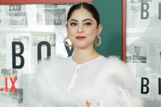 Actress Rosa Salazar's motion-capture performance is at the heart of the new film Alita: Battle Angel. File Photo by John Angelillo/UPI