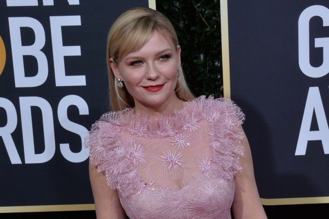 Kirsten Dunst played Krystal Stubbs on the Showtime series On Becoming a God in Central Florida. File Photo by Jim Ruymen/UPI