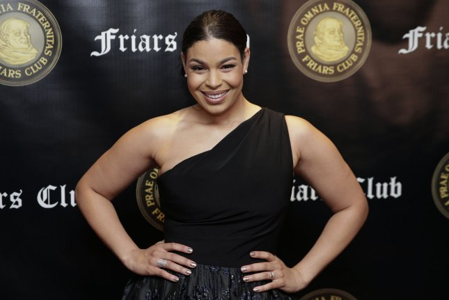 Jordin Sparks was eliminated from The Masked Dancer on Wednesday. File Photo by John Angelillo/UPI