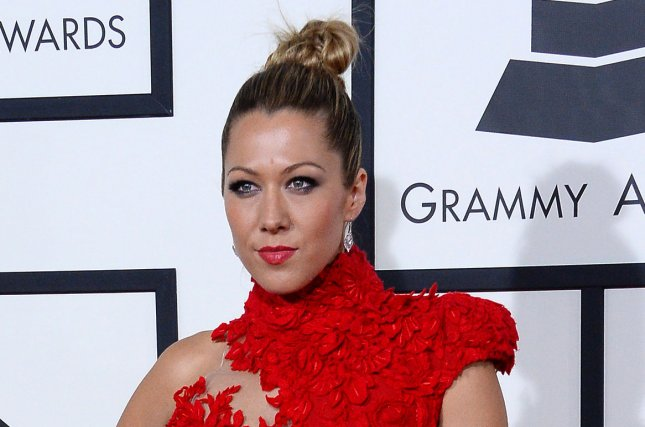 Recording artists Colbie Caillat and Christina Perry are co-headlining a tour this summer. Photo by Jim Ruymen/UPI