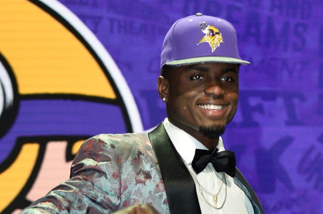 Fantasy Football  Laquon Treadwell starting for Stefon Diggs - UPI.com 98d5797b5