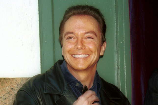 Celebrities, including Maureen McCormick and Brian Wilson, have mourned the death of David Cassidy on social media. File Photo by Laura Cavanaugh/UPI
