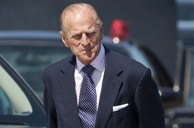 Britain's Prince Philip will be attending the royal wedding between Prince Harry and Meghan Markle. File Photo by Heinz Ruckemann/UPI