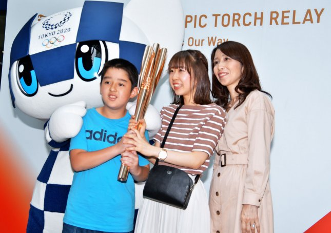 Tokyo 2020 unveils Olympic Games torch relay route - UPI com