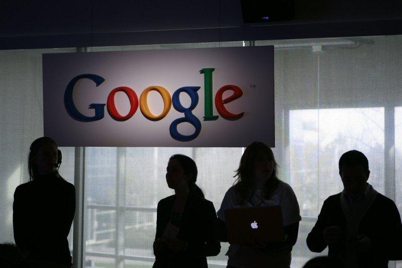 Google headquarters in Mountain View, California. UPI/Robert Galbraith/Pool