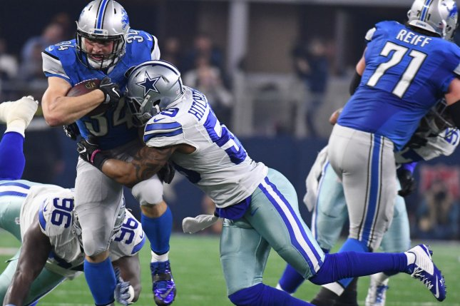 Cowboys fear LB Anthony Hitchens suffered season-ending injury