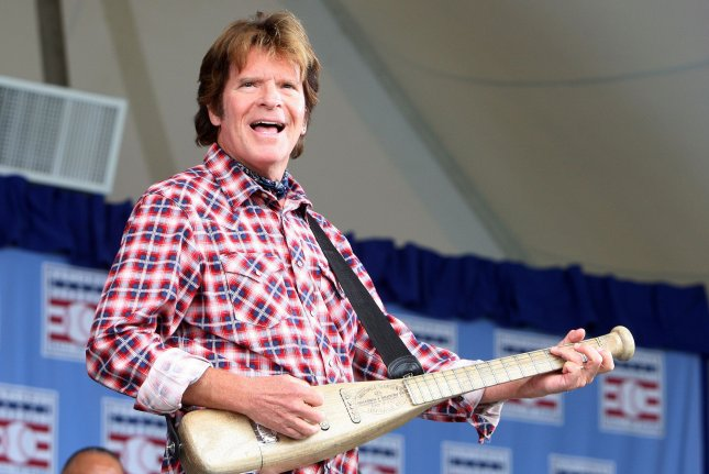John Fogerty withdrew from Woodstock 50 on Thursday following news the music festival will relocate from New York to Maryland. File Photo by Bill Greenblatt/UPI