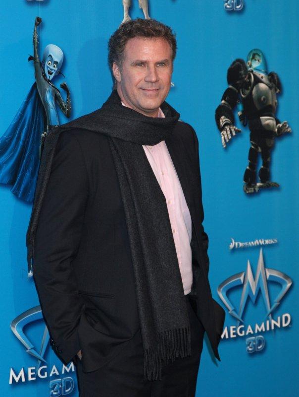 Will Ferrell, pictured in Paris Nov. 29, 2010. UPI/David Silpa