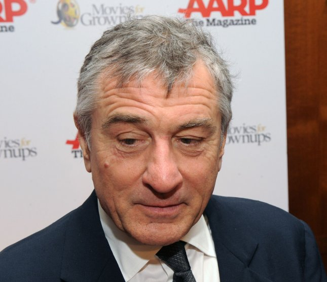 Actor Robert DeNiro arrives at AARP's 9th annual Movies for Grownups awards gala held in Beverly Hills, California on February 16, 2010. De Niro was honored with the organization's Life Achievement Award. UPI/Jim Ruymen