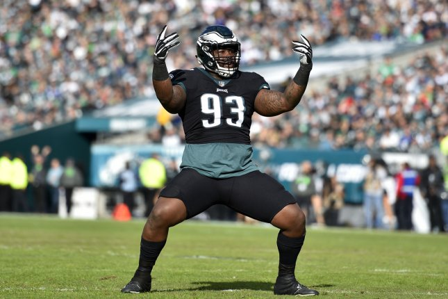 best service 838fd dab41 Eagles re-sign veteran DT Tim Jernigan with one-year deal ...