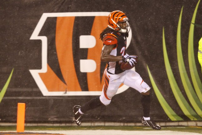 Cincinnati Bengals cornerback Dre Kirkpatrick feels like Big Ben will return to start for the Pittsburgh Steelers when the two teams play this Sunday. File photo John Sommers II/UPI