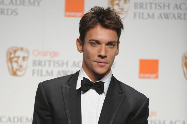 Irish actor Jonathan Rhys Meyers attends the Orange British Academy Film Awards in London on February 21, 2010. File photo with Rune Hellestad/UPI