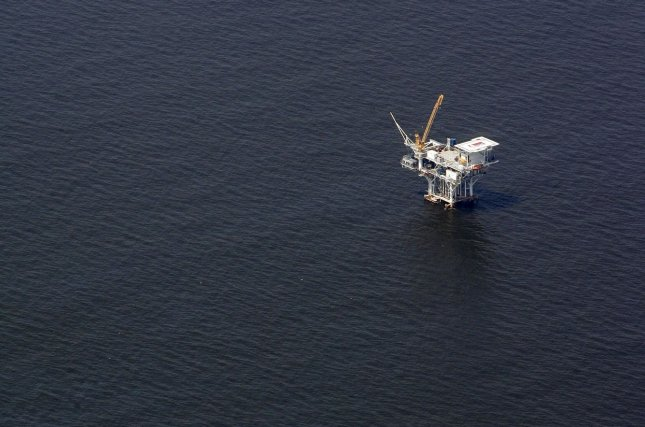 French energy company Total said it gained a stronger position in the U.S. waters of the Gulf of Mexico through an agreement with Chevron. File photo by A.J. Sisco/UPI