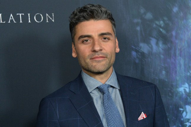 Oscar Isaac discussed Star Wars: Episode IX on Late Night with Seth Meyers. File Photo by Jim Ruymen/UPI