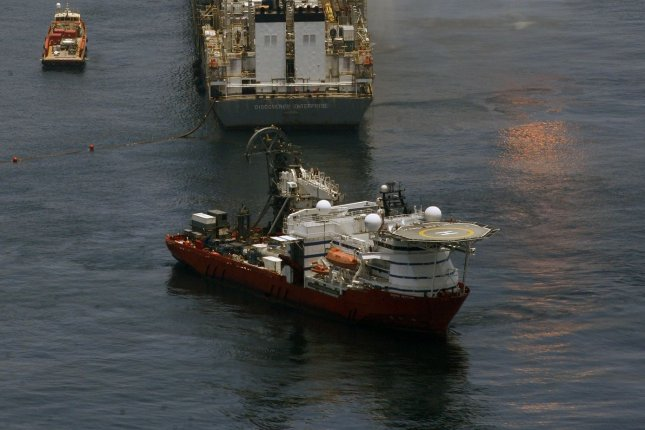 Vietnam finds historic atlas it says settles row of Chinese drilling in disputed waters. UPI/A.J. Sisco