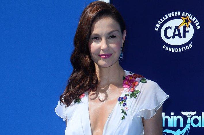 Ashley Judd. UPI/Jim Ruymen