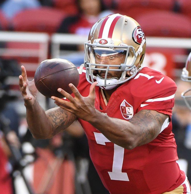8559d718aaa Struggling San Francisco 49ers to start QB Colin Kaepernick vs. Buffalo  Bills
