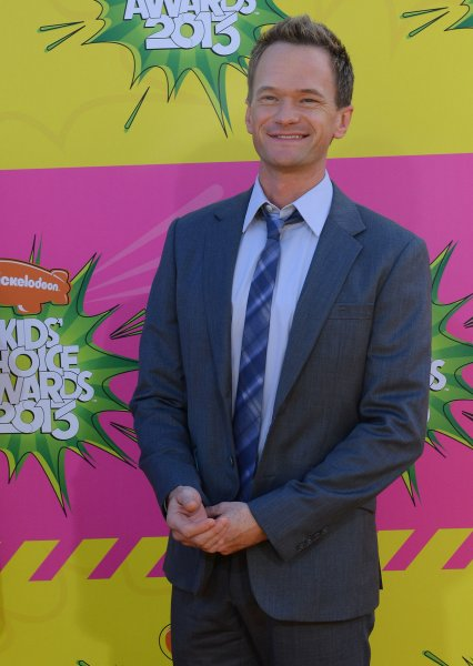Neil Patrick Harris arrives for Nickelodeon's 26th annual Kid's Choice Awards at the Galen Center in Los Angeles on March 23, 2013. UPI/Jim Ruymen
