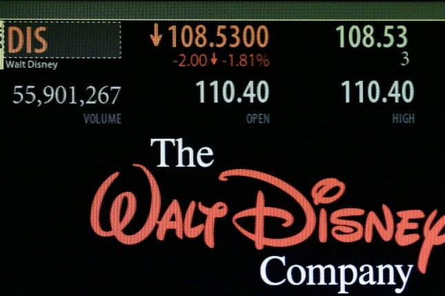 Entertainment companies Walt Disney and Viacom each saw their stock fall 6 percent on Wall Street, as media entities work to stay current with evolving TV habits and cord-cutters who are dumping their subscriptions by the thousands. Photo by John Angelillo/UPI