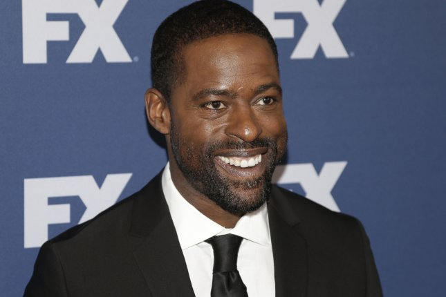Sterling K. Brown arrives on the red carpet at the FX Networks upfront screening of The People v. O.J. Simpson: American Crime Story on March 30. Brown has expressed on social media how he wants to portray Green Lantern John Stewart. File Photo by John Angelillo/UPI