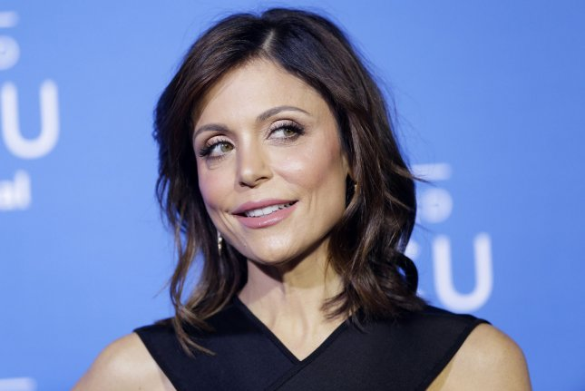Bethenny Frankel attends the NBCUniversal upfront on May 15. File Photo by John Angelillo/UPI