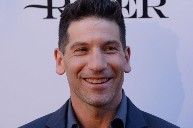 Cast member Jon Bernthal attends the premiere of Wind River in Los Angeles on July 26. Bernthal was scheduled to talk about his new show The Punisher at New York Comic Con, but the appearance was scrapped in light of this week's massacre in Las Vegas. File Photo by Jim Ruymen/UPI