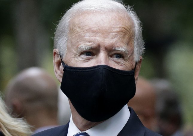 Democratic candidate for president Joe Biden is the first presidential candidate to ever receive an endorsement for president from Scientific American. Photo by John Angelillo/UPI