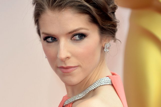 Anna Kendrick says gender bias is alive and well in Hollywood and that she has experienced it first hand. Photo by Kevin Dietsch/UPI
