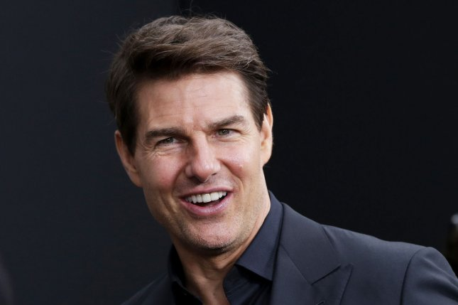 Tom Cruise arrives on the red carpet at the The Mummy New York Fan Event at AMC Loews Lincoln Square on June 6. The actor turns 55 on Monday. Photo by John Angelillo/UPI