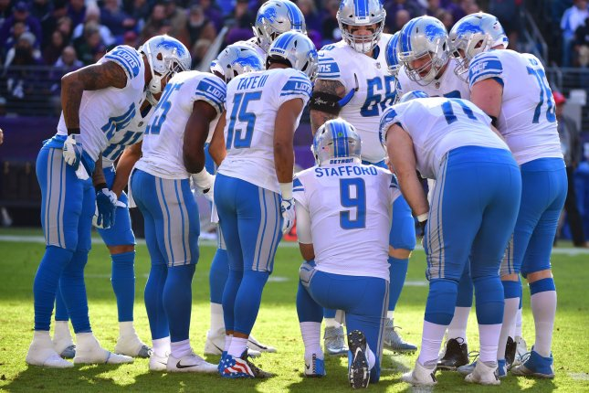 Camp setup  Detroit Lions begin new chapter with Matt Patricia - UPI.com 0f0175a6bd6