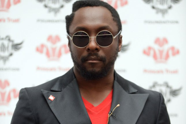 will.i.am will return as host for Season 4 of The Voice Kids next month. File Photo by Rune Hellestad/UPI