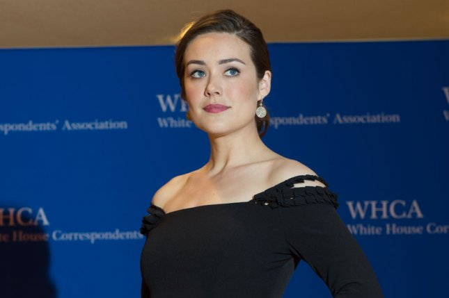 Megan Boone is exiting The Blacklist after eight seasons. File Photo by Molly Riley/UPI